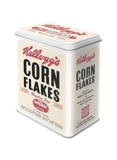 Kellogg's Corn Flakes Saklama Kutusu-Nostalgic Art